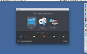 Parallels Desktop 14.1.3 Crack With Keygen For Mac 2019