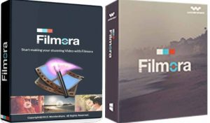 Wondershare Filmora 9.1 Crack