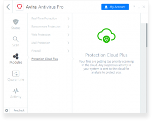 Avira Antivirus Pro 2019 Crack & Activation Code Free Download