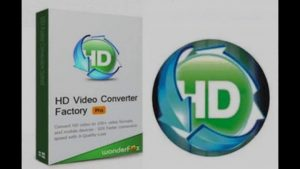 WonderFox HD Video Converter Factory Pro 17.1 Crack with Activation Key Free Download Here!