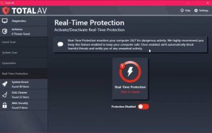 Total AV Antivirus 2019 Crack With Serial Key Latest Download
