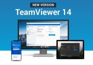 Teamviewer 14 full crack 2019