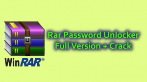 WinRAR Password Crack With Product Key Free Full Download