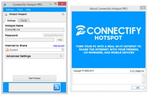 Connectify Hotspot Pro 2019 Crack + Serial Key Free Download [Latest]