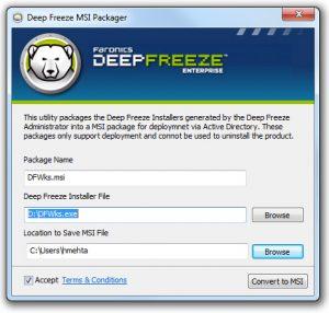 Deep Freeze 8.56.020.5542 Crack