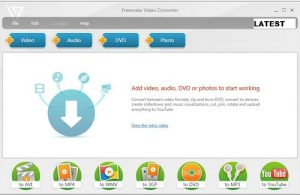 Freemake Video Converter 4.1.10.213 Crack with Serial Keygen Full Version Free