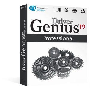 Driver Genius Pro 19.0.0 Crack + License Code & Keygen [Latest]