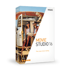 VEGAS Movie Studio Platinum 16.0