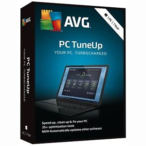 AVG PC TuneUp 2019 Crack With Keygen [Latest]